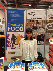 renee-mcgregor-london-marathon-expo