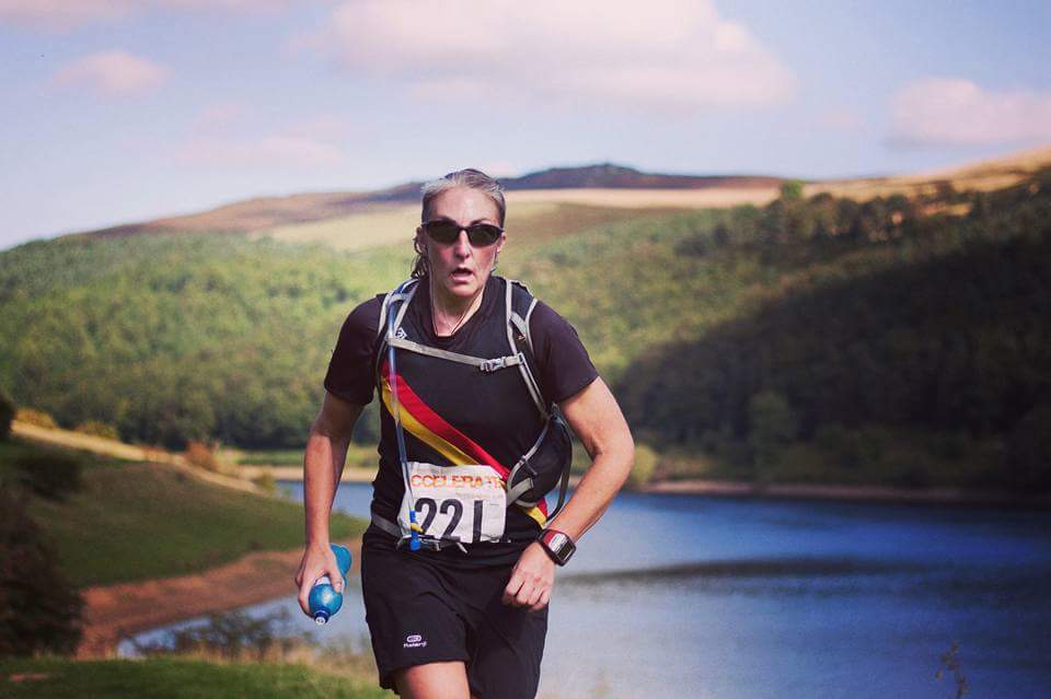 jill butterworth on ladybower 50