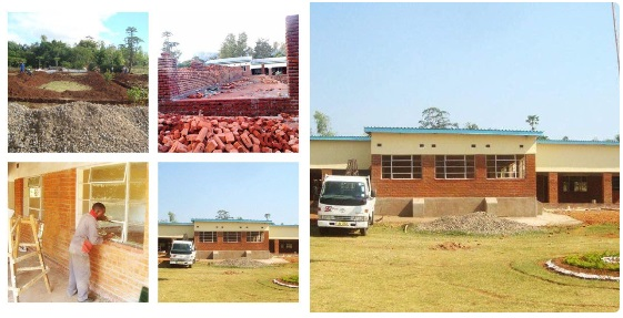 fomo malawi science block build