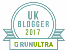 RunUltra UK Blogger of the Year 2017