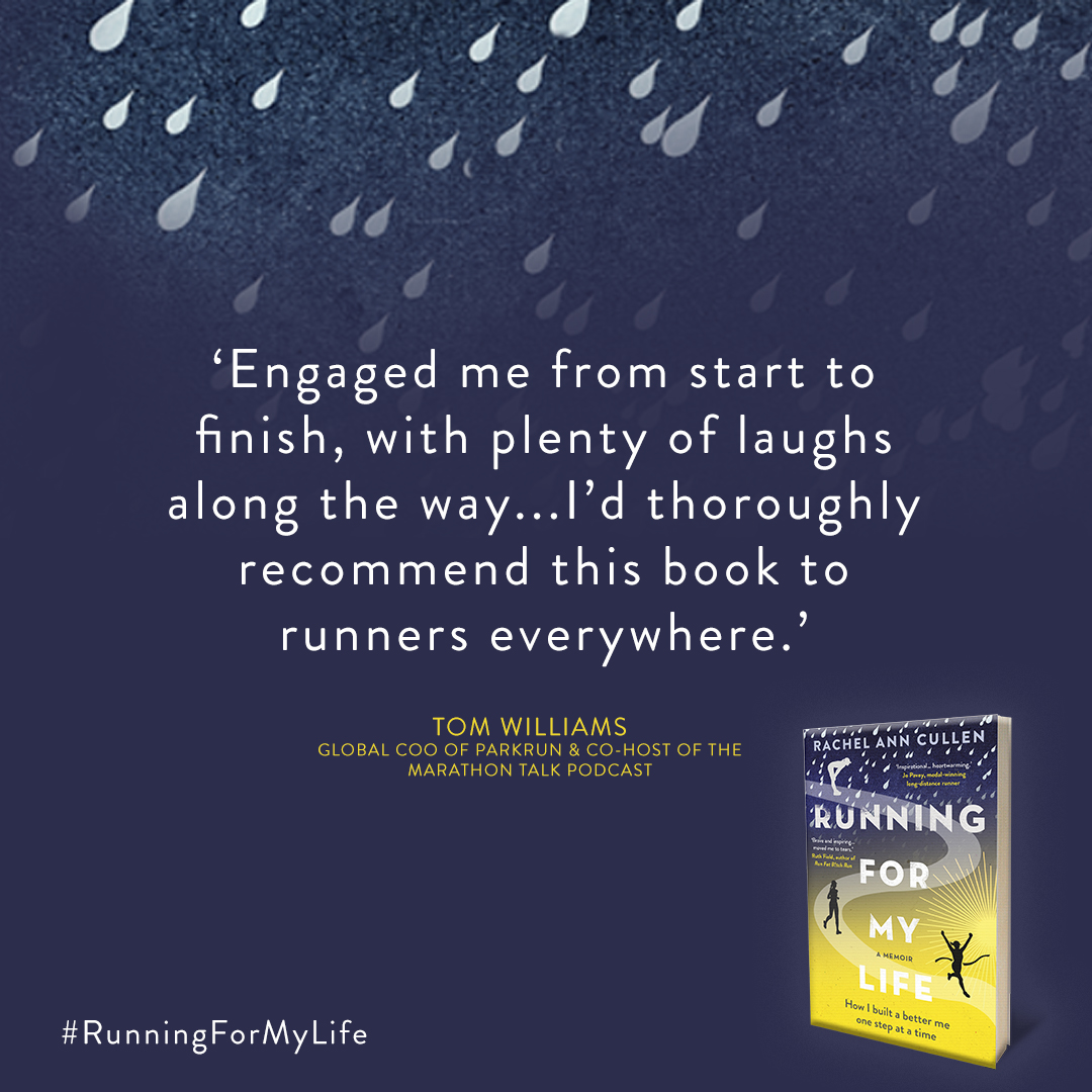running for my life tom williams quote