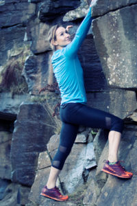 lowri morgan rock climbing