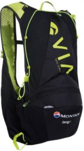 montane fang 5l pack black