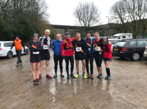 Windy Hill Fell Race - Rochdale Harriers