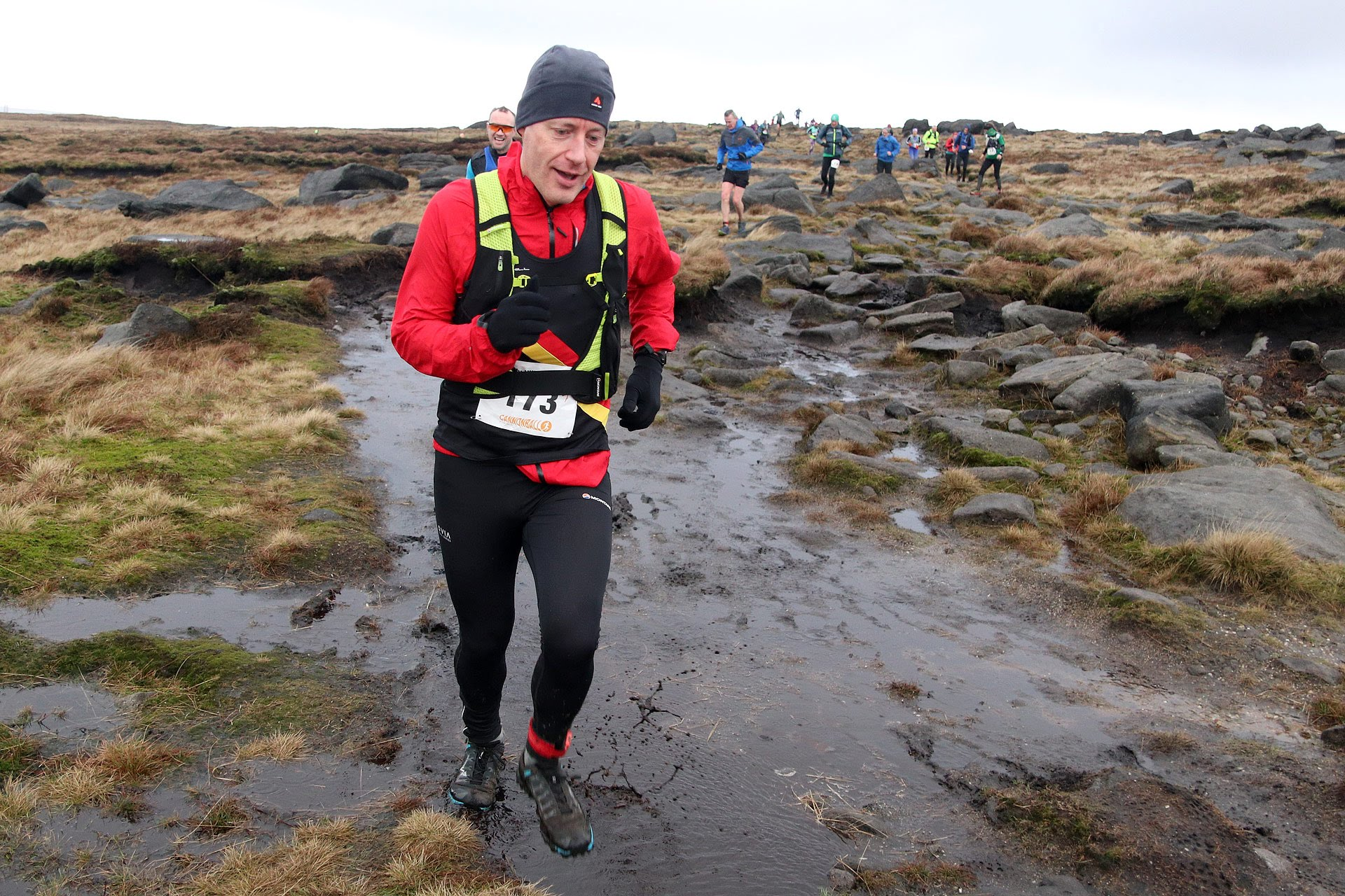 Windy Hill Fell Race jeff mccarthy