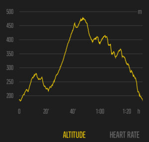 Windy Hill Fell Race profile