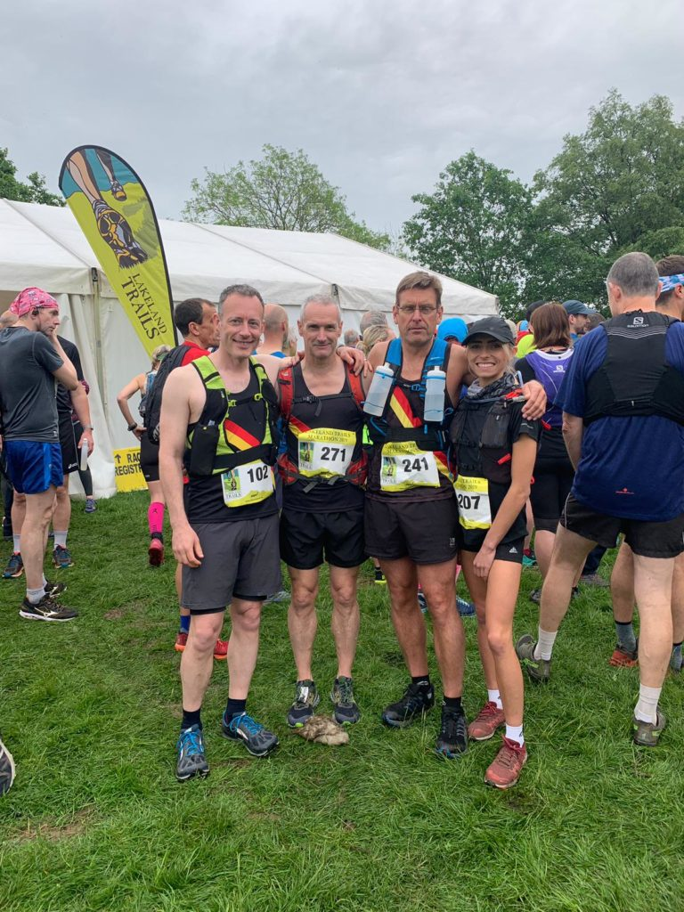 Coniston trail marathon Rochdale Harriers