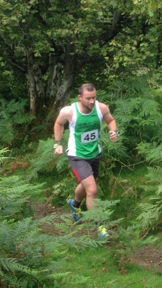 joe cooper trail running