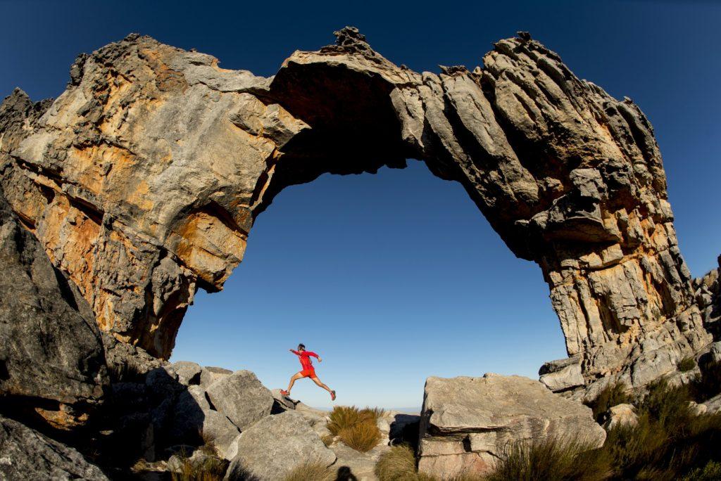 ryan sandes trail running SA