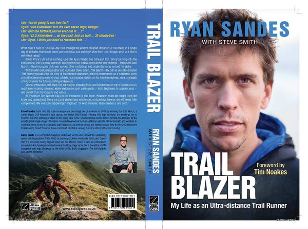Ryan Sandes Trail Blazer