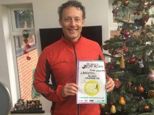 jeff mccarthy #Run1000Miles pledge