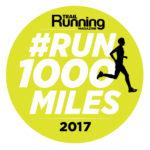 #Run1000Miles