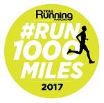#Run1000Miles Challenge
