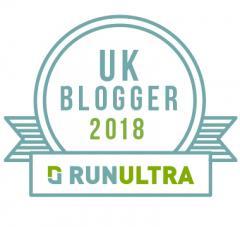 RunUltra UK Blogger Award 2018