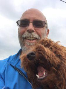 eddie arthur and dog