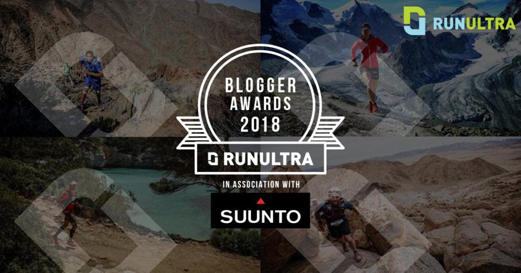 runultra Blogger Awards 2018