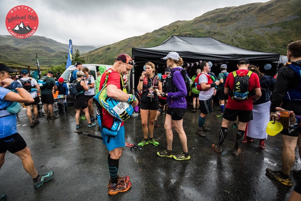 Mardale Head CP of Lakeland 50 and 100